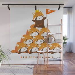 Gymnastic Wall Murals | Society6