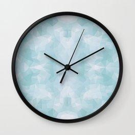 """Soft clouds"" Wall Clock"