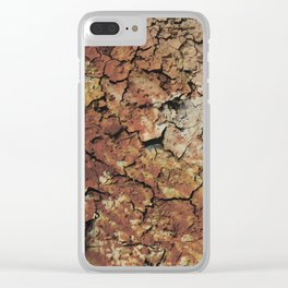 """""""Soil drought"""" Clear iPhone Case"""