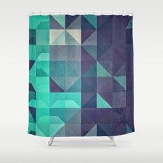 Bryyt Tyyl Shower Curtain
