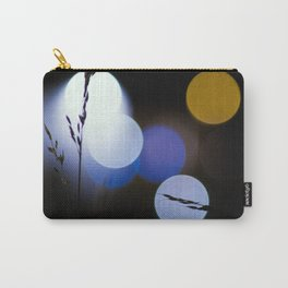 City Bokeh Lights at Night Carry-All Pouch