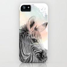 Zebra // Dreaming Slim Case iPhone (5, 5s)