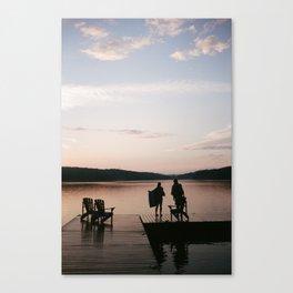 Summer's Edge Canvas Print