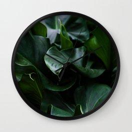 Flower Photography by Nicolas Solerieu Wall Clock