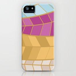 GOLDMOSAIC2 iPhone Case