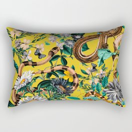 Dangers in the Forest IV Rectangular Pillow