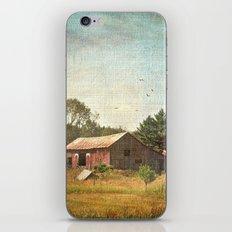 Rural Landscape #1 iPhone & iPod Skin