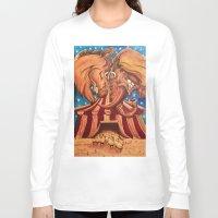 politics Long Sleeve T-shirts featuring American Politics by dan jones creative