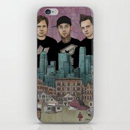 Blink 182 - Neighborhoods iPhone Skin