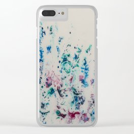 Number 25 Clear iPhone Case
