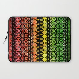 One Love Tribal {black} Laptop Sleeve