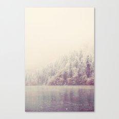 winter wonderland ...  Canvas Print