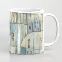 Urbe fragmentos N° 6 (City fragments N° 6) Coffee Mug