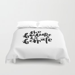 The Future is Female 2 Duvet Cover