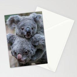 koala love Stationery Cards