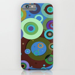 Op Art #9 iPhone Case