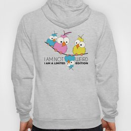 Birds on Wire Limited Edition Hoody