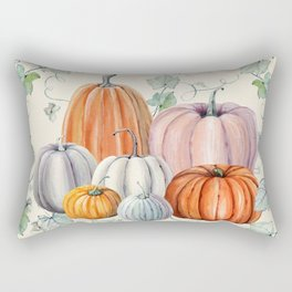 Pumpkin Patch Rectangular Pillow