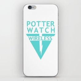Potterwatch Wireless iPhone Skin