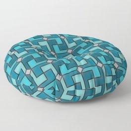 Geometrix XLI Floor Pillow
