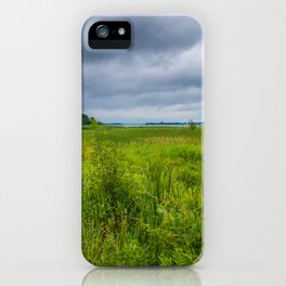 Victoria Harbor, Ontario iPhone Case