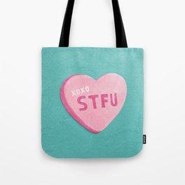 """Sweetheart"" Tote Bag"