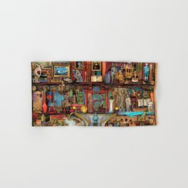 The Museum Shelf Hand & Bath Towel