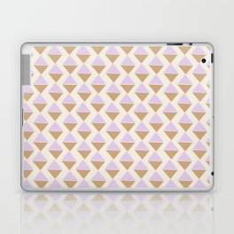 Lavender Ice Cream Laptop & iPad Skin