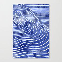 Tide IX Canvas Print