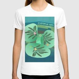 Chlorofyll Bank Station T-shirt