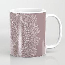 Thousands and One Nights Mandala in 3D Coffee Mug