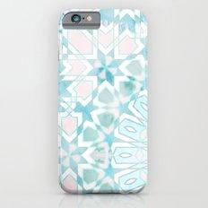 Fez Moroccan Tiles {4E} Slim Case iPhone 6s