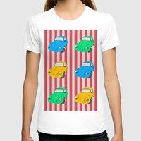 car T-shirts featuring car by vitamin