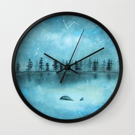 Stars don't judge Wall Clock