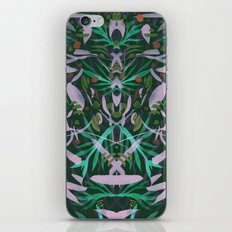 Neon Jungle Party iPhone & iPod Skin