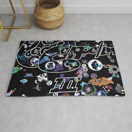 Zeppelin III Led (Deluxe Edition) by Zeppelin Rug