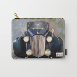 1920's Roadster Carry-All Pouch