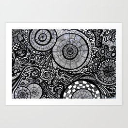 jo. Art Print