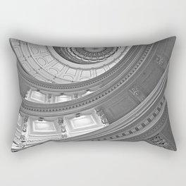 Inside The Capital Rectangular Pillow