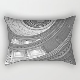 Inside The Capital Rectangular Pillow