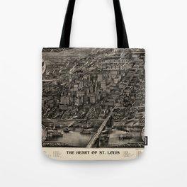 St. Louis 1907 Tote Bag
