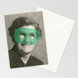 The Crochet Family 003 Stationery Cards