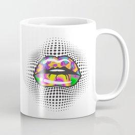 Lava Lips Coffee Mug