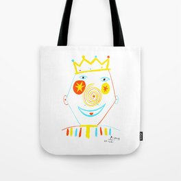 Pablo Picasso Le Clown (The Clown) Artwork Reproduction, tshirt, tee, jersey, poster, artwork Tote Bag
