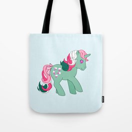 g1 my little pony Fizzy Tote Bag