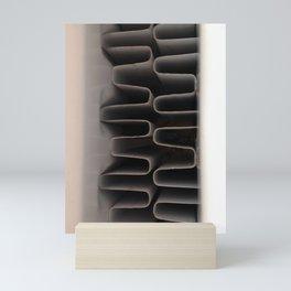 Industrial Coils Pop Art Mini Art Print