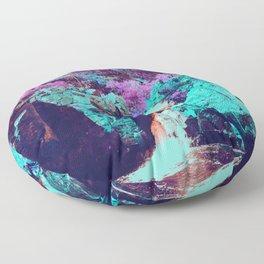 Fresh Waters Floor Pillow