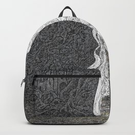 Indefinite Textures of Darkness Backpack