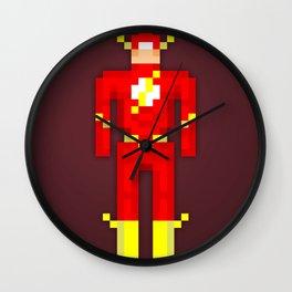 PixelWorld vol. 1 | Flash  Wall Clock