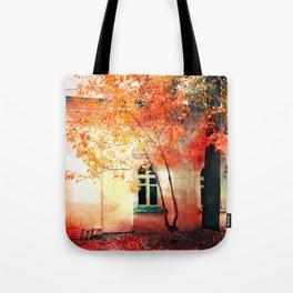 Season of Fire Tote Bag